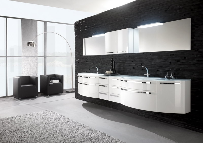 Innovative Floor Standing Bathroom Furniture  Shivers Bathrooms Showers Suites
