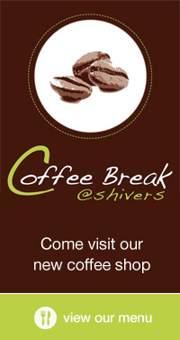 Shivers Coffee Shop