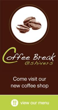 Shivers Coffee Shop
