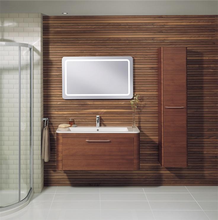Celeste american walnut 1100  Shivers Bathrooms, Showers, Suites & Baths...