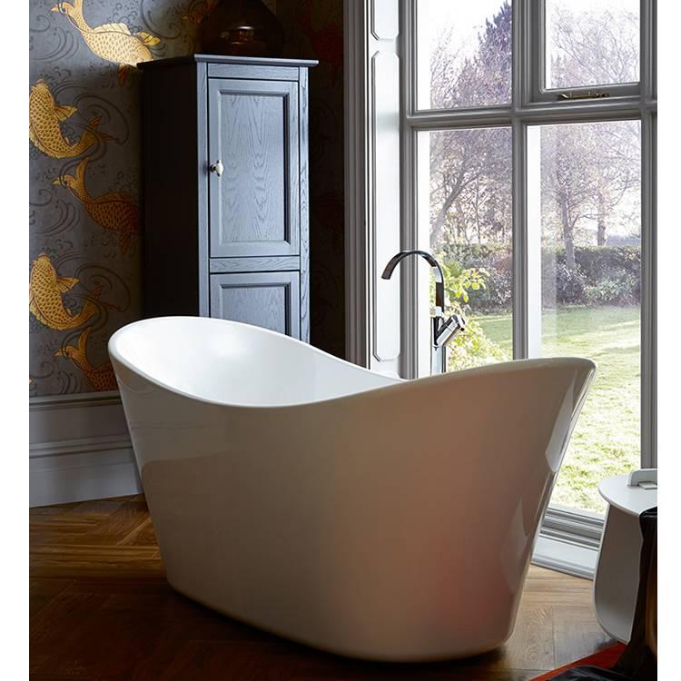 Heritage Bathrooms Victoria Bathroom Suite In White: Heritage Penhallam Freestanding Bath