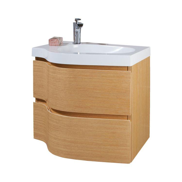 Phoenix Wave 60 Unit Amp Basin Fw60wb Shivers Bathrooms
