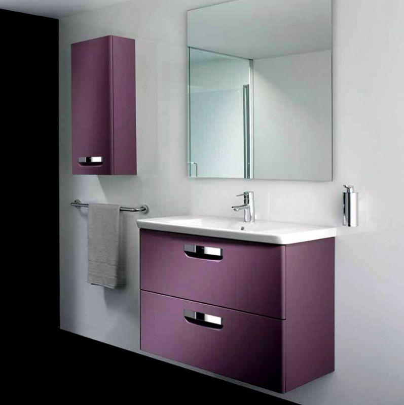 Roca The Gap Vanity Unit Amp Basin Shivers Bathrooms