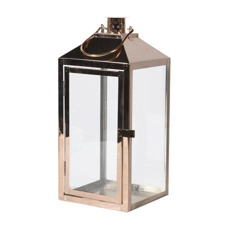 Medium Metal Glass Lantern Ndm407 Shivers Bathrooms