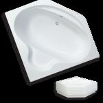 bermuda-1345mm-x-1345mm-corner-bath-panel