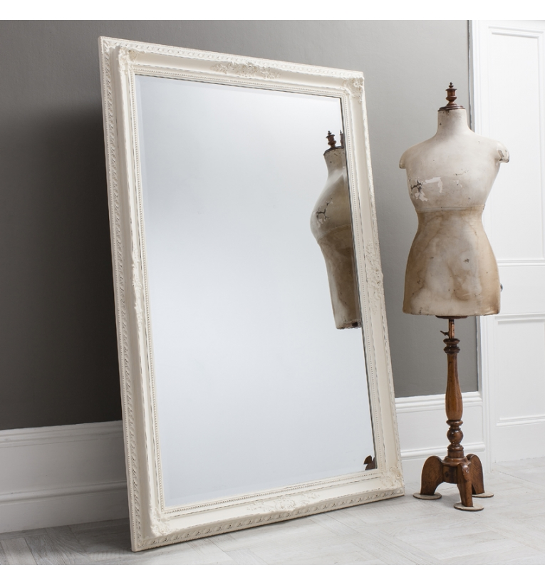 buckingham-mirror-vintage-white