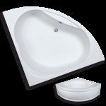 laguna1200x1200mm-corner-bath-panel