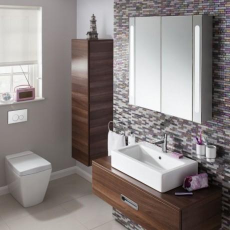 Bauhaus Seattle Unit Basin Shivers Bathrooms Showers - Bathroom furniture seattle