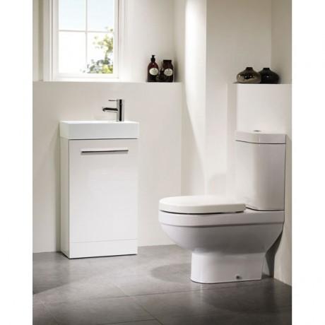 Tavistock Kobe 450 Unit And Basin Shivers Bathrooms